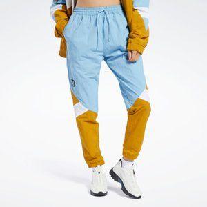 GIGI HADID X REEBOK TRACK PANTS (NEW W/ TAGS) BLUE